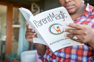 Parent Magic, the book