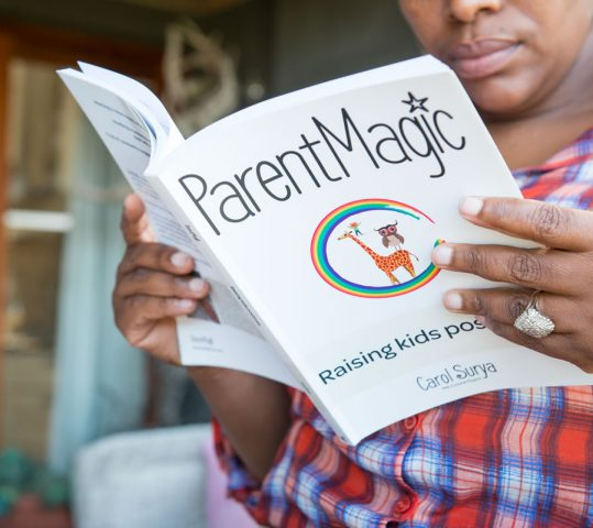 ParentMagic Book